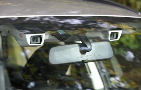 Subaru Eyesight Stereo Camera