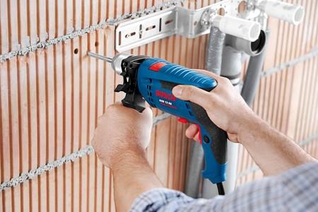 Oferta del día en taladro con percutor Bosch Professional GSB 13 RE: cuesta sólo 49,99 euros hasta medianoche en Amazon