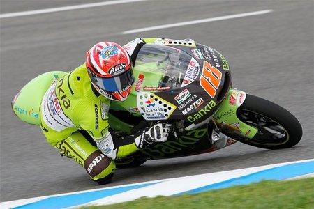 MotoGP España 2011: La lluvia no impide la victoria de Nico Terol