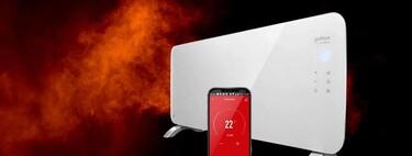 Caliente, caliente: prepárate para el invierno con este radiador eléctrico que se controla con el móvil y arrasa en ventas en Amazon