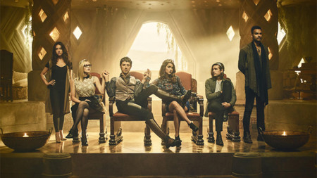 'The Magicians' tendrá tercera temporada en SyFy