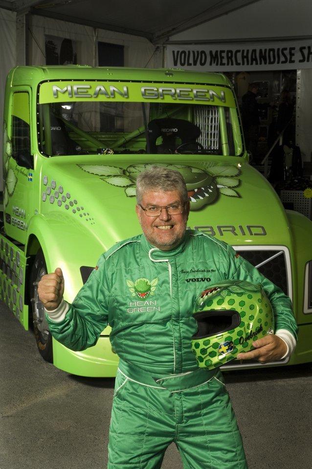 Foto de Volvo Trucks Mean Green (1/10)