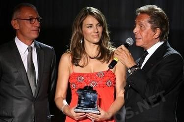 Valentino reune a los famosos más glamourosos en Barcelona