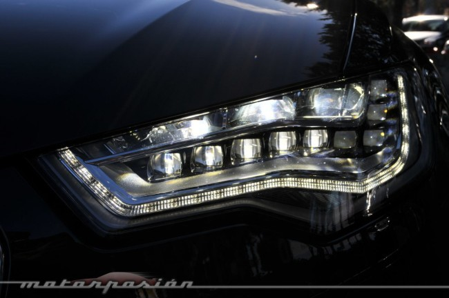 Faros LED Audi A6
