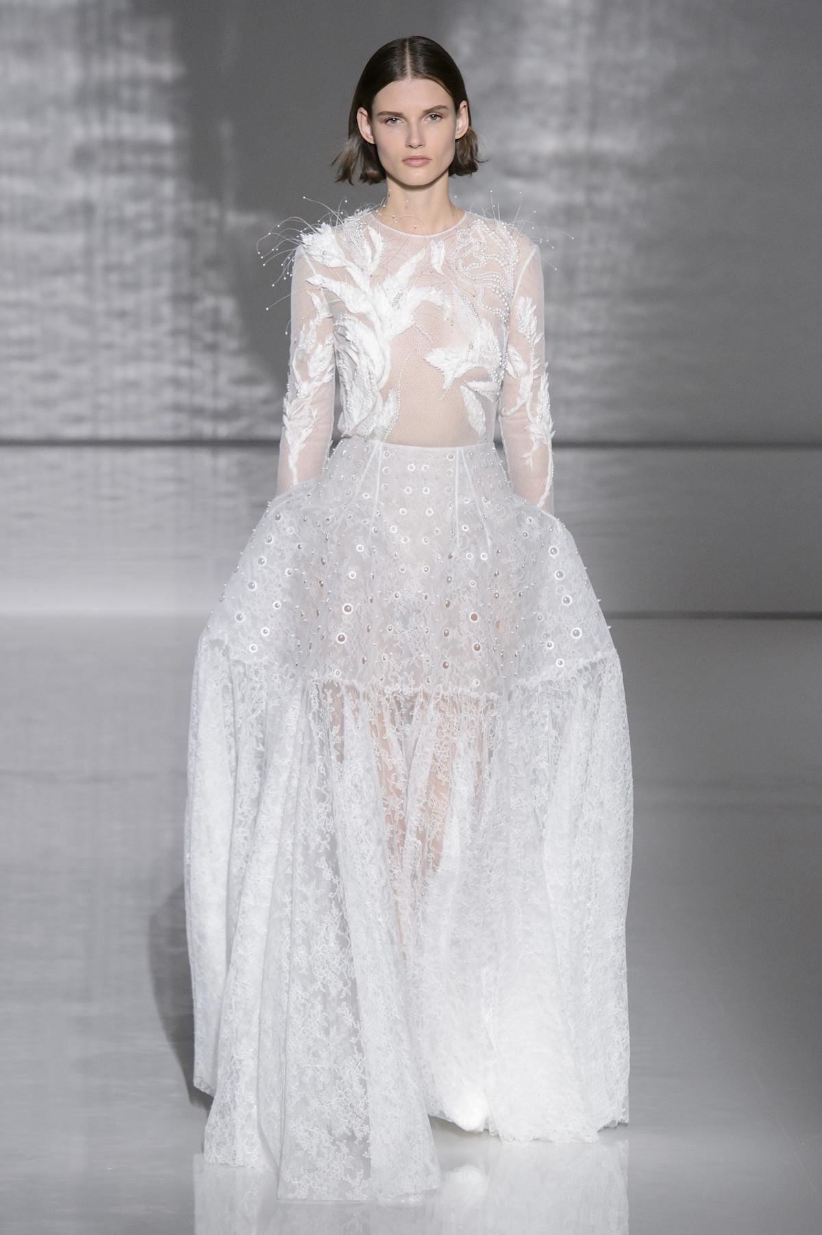 Foto de Givenchy Alta Costura Primavera Verano 2019 (26/43)