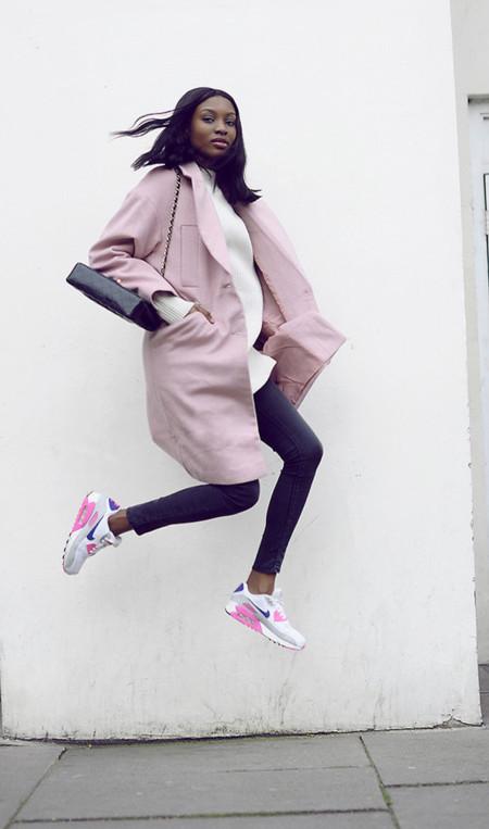 El salto rosa