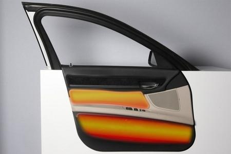 BMW calefacción por infrarrojos (panel de puerta)