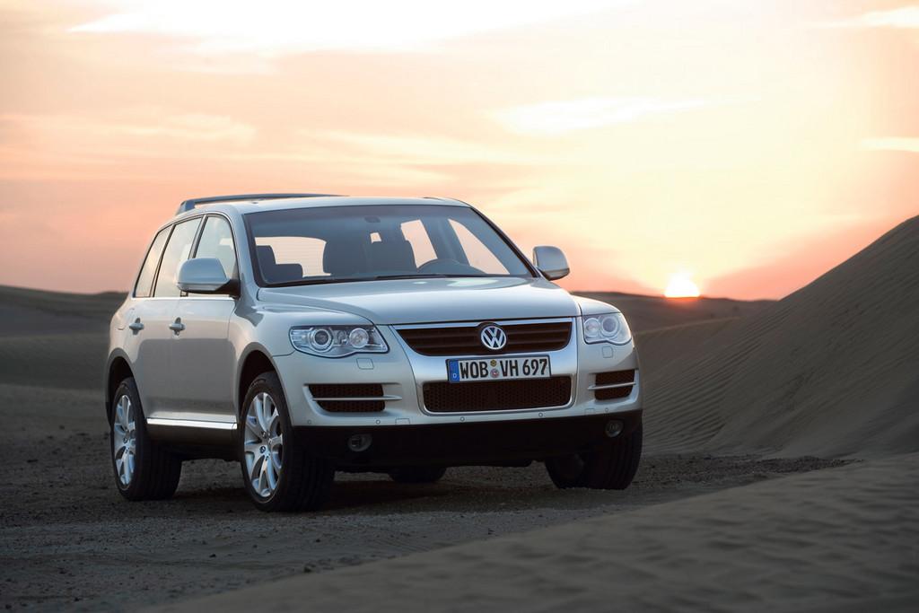 Foto de Volkswagen Touareg (2/22)