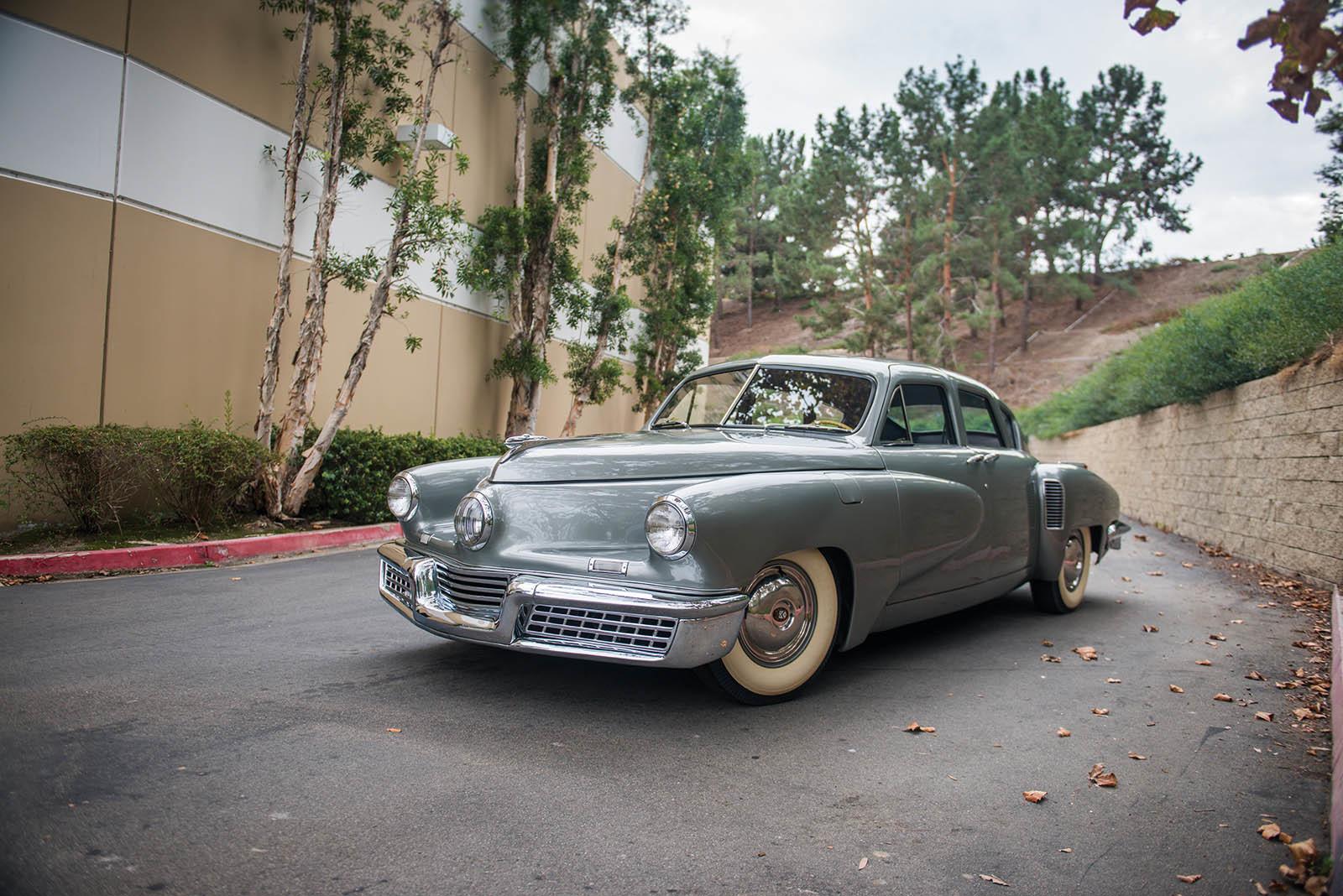 Foto de Tucker '48 de Preston Tucker (11/13)