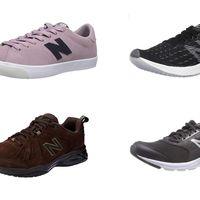Chollos en tallas sueltas de zapatillas New Balance por  20 euros o menos en Amazon