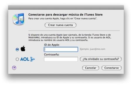 Crea una cuenta sin tarjeta de crédito para la App Store