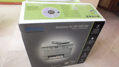 WorkForce Pro de Epson: unboxing y puesta en marcha