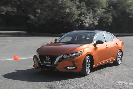 Nissan Sentra 2020 Mexico 9