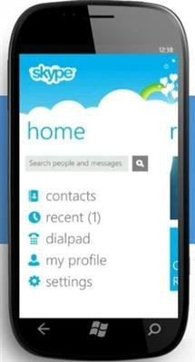 Skype para Windows Phone está muy cerca