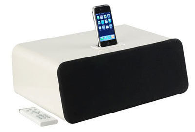 iStuff PhoneDock, altavoces para el iPhone