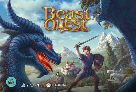 La saga literaria Beast Quest llegará en marzo a PS4, Xbox One y PC en clave de RPG