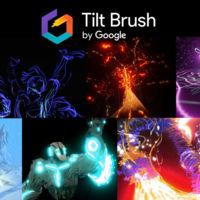Google no quiere perder el tren y presenta Tilt Brush, su aplicación de dibujo para realidad virtual