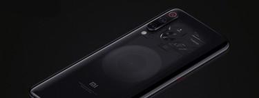 Xiaomi Mi 9 Transparent Edition: vuelve el diseño transparente pero esta vez con 12 GB de RAM