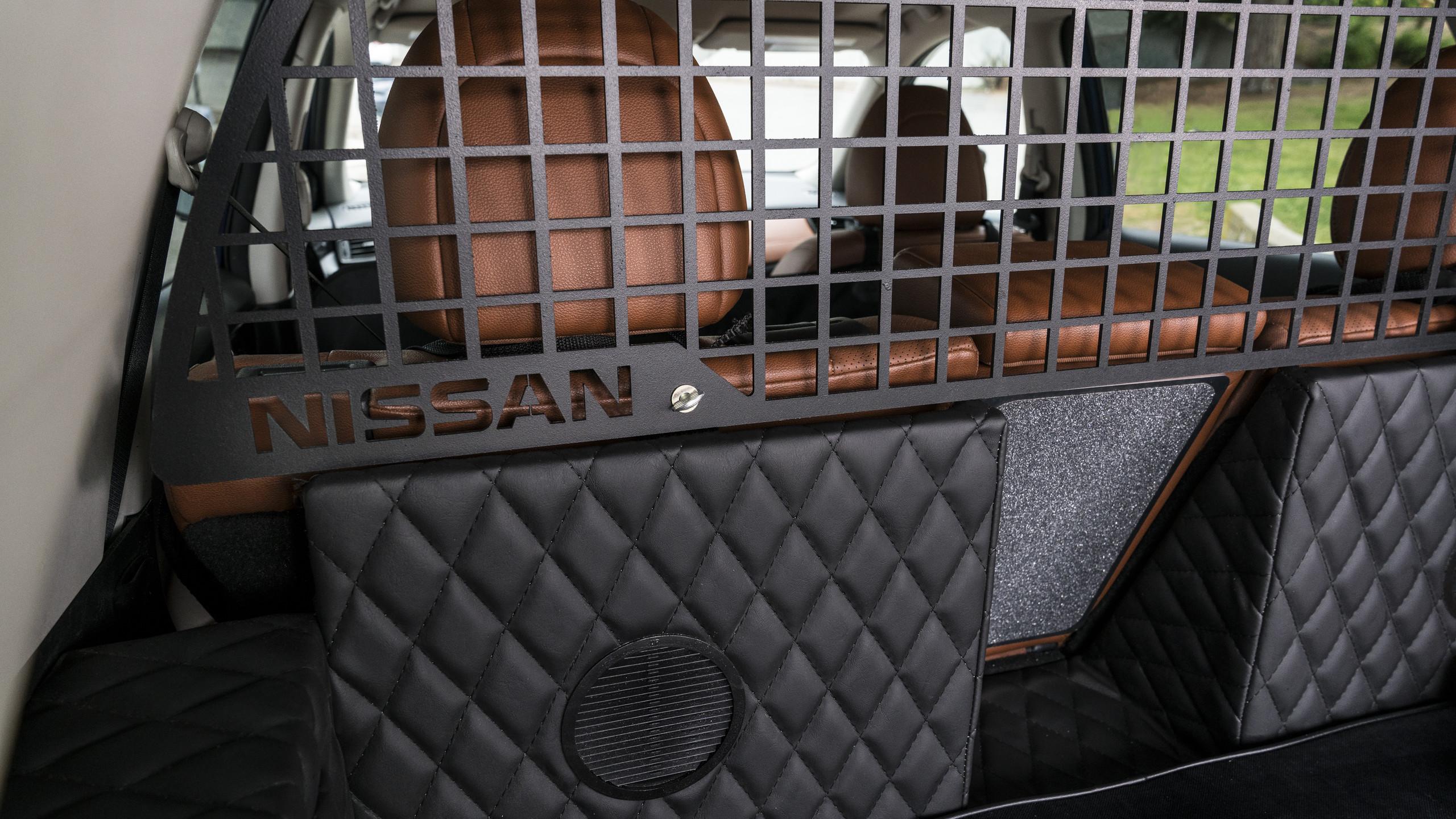 Foto de Nissan Rogue Dogue (1/19)
