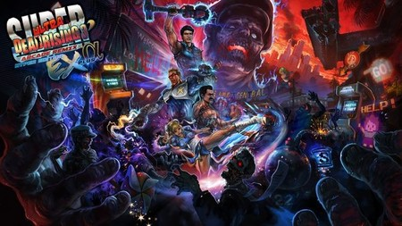 Super Ultra Dead Rising 3' Arcade Remix Hyper Edition EX + α: análisis