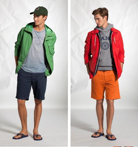 Pantalon corto Gant SS 2013