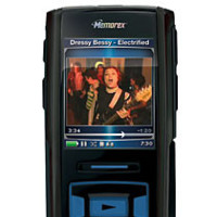 Reproductor MP3 con pantalla a color de Memorex
