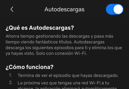 Netflix Iphone Autodescargas