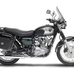Foto 5 de 6 de la galería givi-mantiene-el-toque-de-los-anos-60-en-la-kawasaki-w800 en Motorpasion Moto