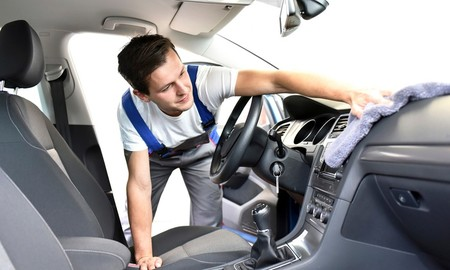 Ford lanza servicio para desinfectar el interior de tu auto al entrar al servicio