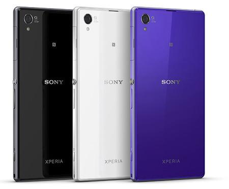Sony Xperia Z1, la apuesta definitiva de Sony por la fotografía en el móvil