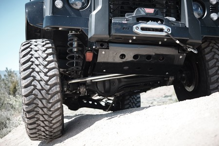 Himalaya Spectre Defender Front Suspension