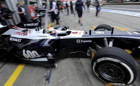 Pastor Maldonado no tiene intención de cambiar su estilo de conducción