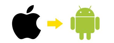 Google prepara 'Switch to Android': una app para pasar tus datos de un iPhone a un móvil Android