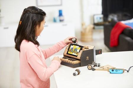 Solo echamos una cosa en falta en Nintendo Labo: un lenguaje visual de programación 'a lo Scratch'