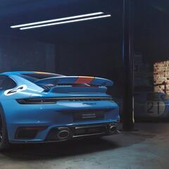 Foto 5 de 10 de la galería porsche-911-turbo-s-one-of-a-kind-pedro-rodriguez en Motorpasión México
