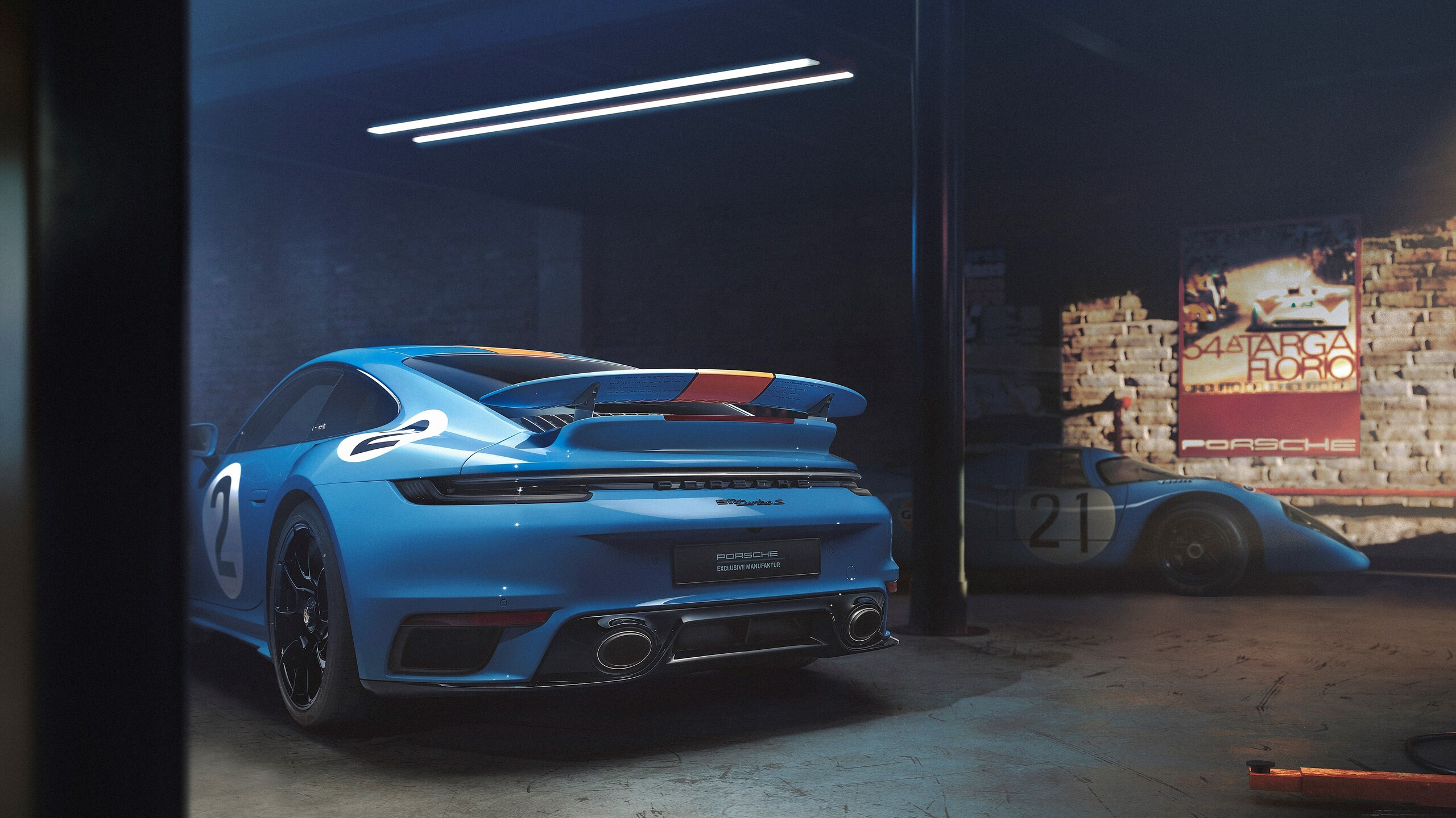 Foto de Porsche 911 Turbo S One of a Kind Pedro Rodriguez (5/10)