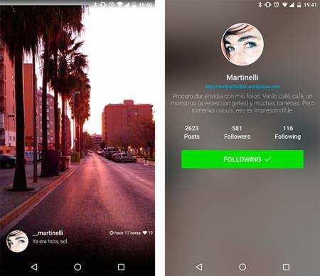 Fotospot nos propone una forma diferente de ver fotos (por poco tiempo) en Instagram