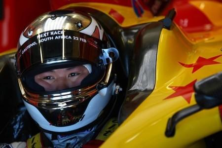 Adderly Fong recibe una oferta para ser piloto reserva de Marussia