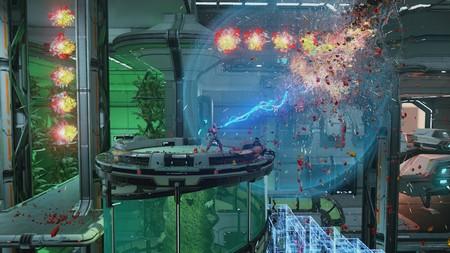 Análisis de Matterfall, acción marca de la casa... a la sombra de Resogun