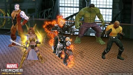 Marvel Heroes Omega 02