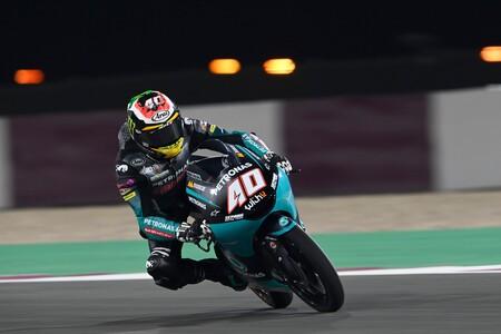 Binder Doha Moto3 2021