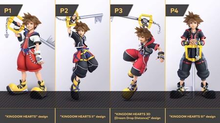 Sora Smash Bros Ultimate