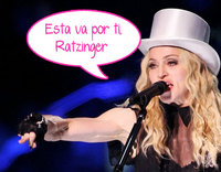 Madonna vuelve a sacudir la Iglesia