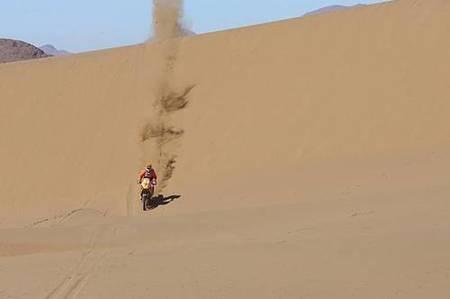 Dakar 2010, las motos