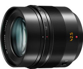 Panasonic presenta una nueva lente Leica, Nocticron 42.5mm f/1.2