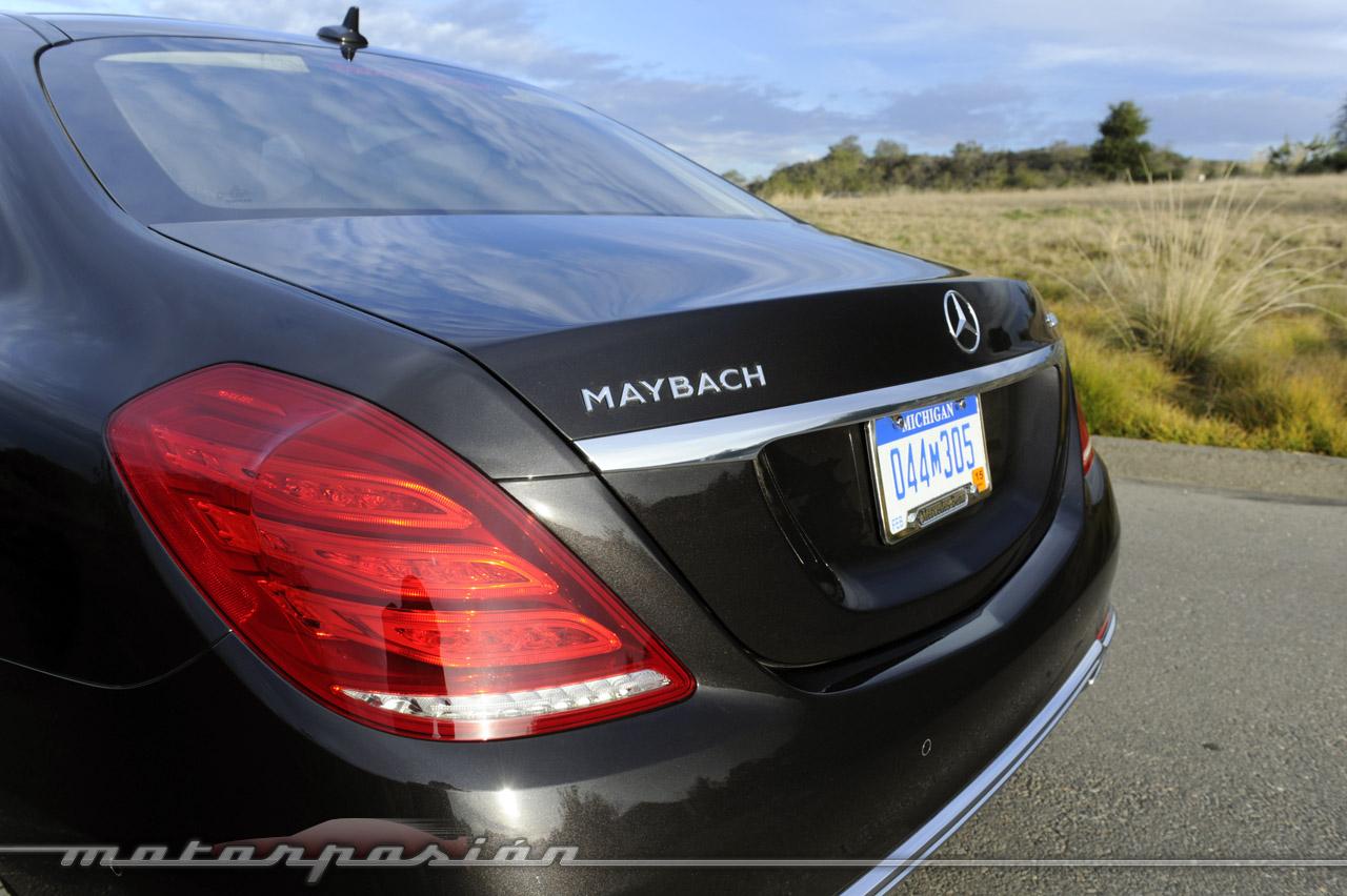 Foto de Mercedes-Maybach Clase S, primeras impresiones (10/31)