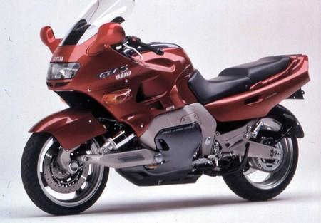Yamaha Gts 1000 2