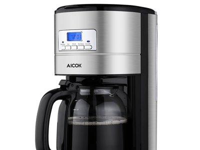 Cafetera Digital Térmica de Aicok en oferta flash por sólo 33,99 euros y envío gratuito