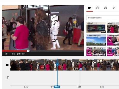 YouTube matará su propio editor de vídeo y pase de diapositivas en septiembre