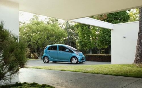 Mitsubishi i-MiEV: ejemplo de la evolución del precio de un coche eléctrico